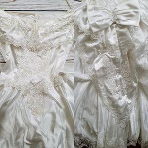 Wendy's Bridal Beaded Princess Wedding Dress 14